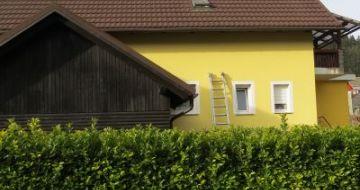 Kritje stanovanjske hiše