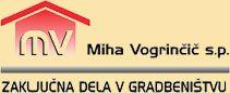 Zakljucna dela v gradbenistvu Vogrincic Miha s.p.