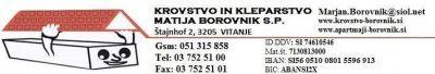 MATIJA BOROVNIK S.P.